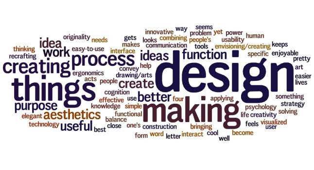 Design wordle